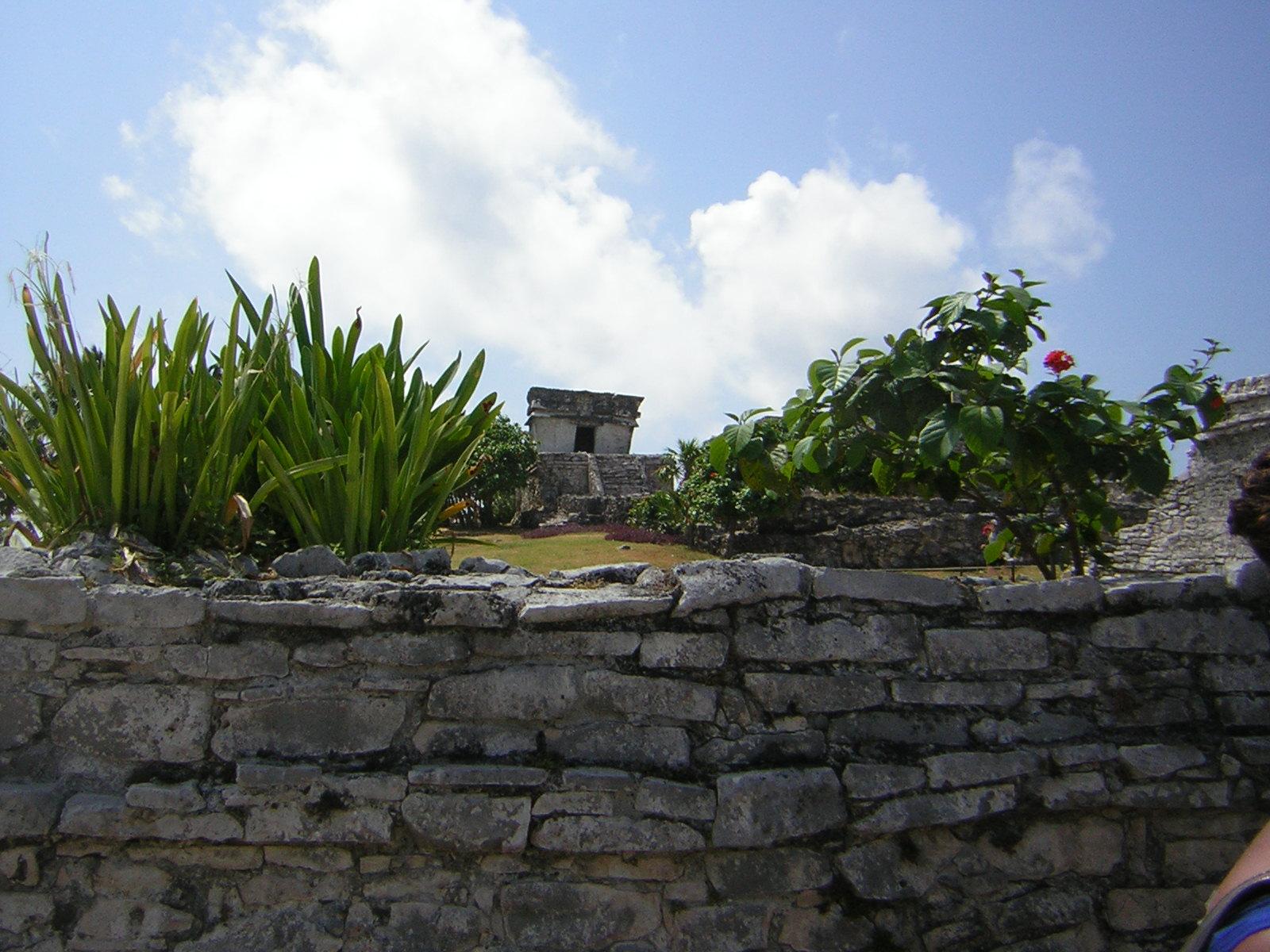 Zona arquológica Tulúm