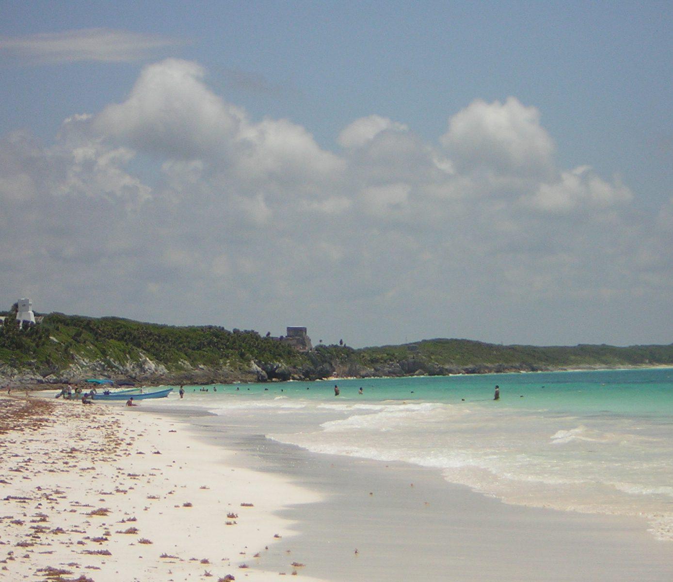 Playa Paraíso de Tulúm