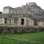 fotos de ek-balam Riviera Maya