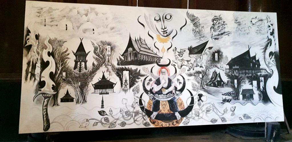 La Casa Negra - Chiang Rai