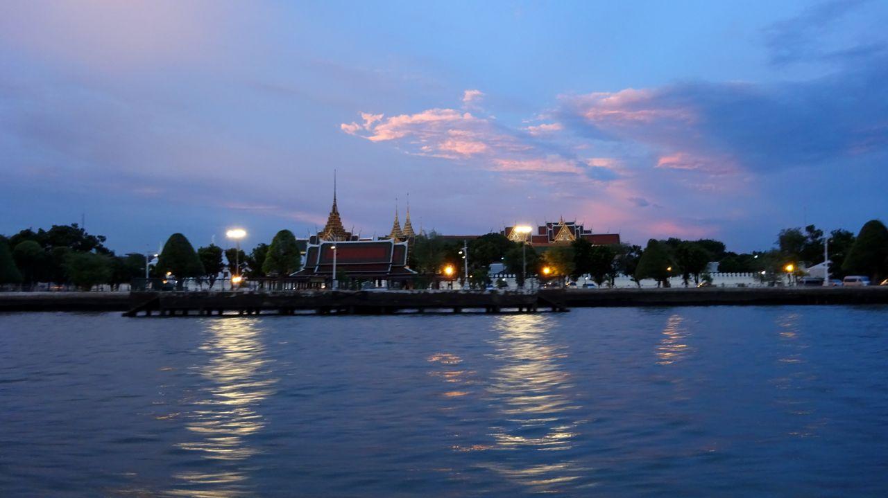 foto rio chao phraya bangkok