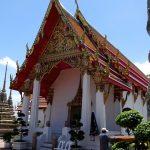 foto wat pho Bangkok