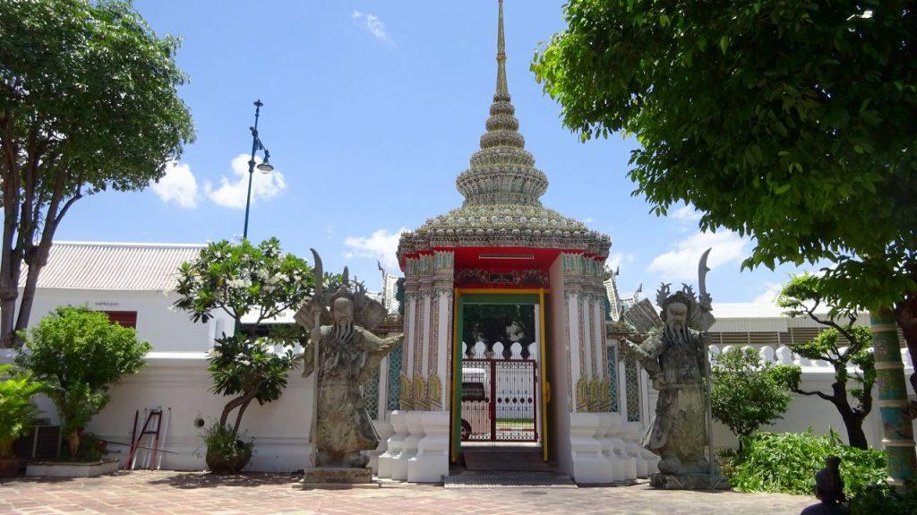 Foto Templo Wat Pho - Bangkok