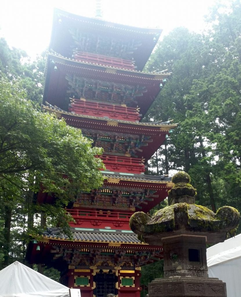 Toshogu Nikko