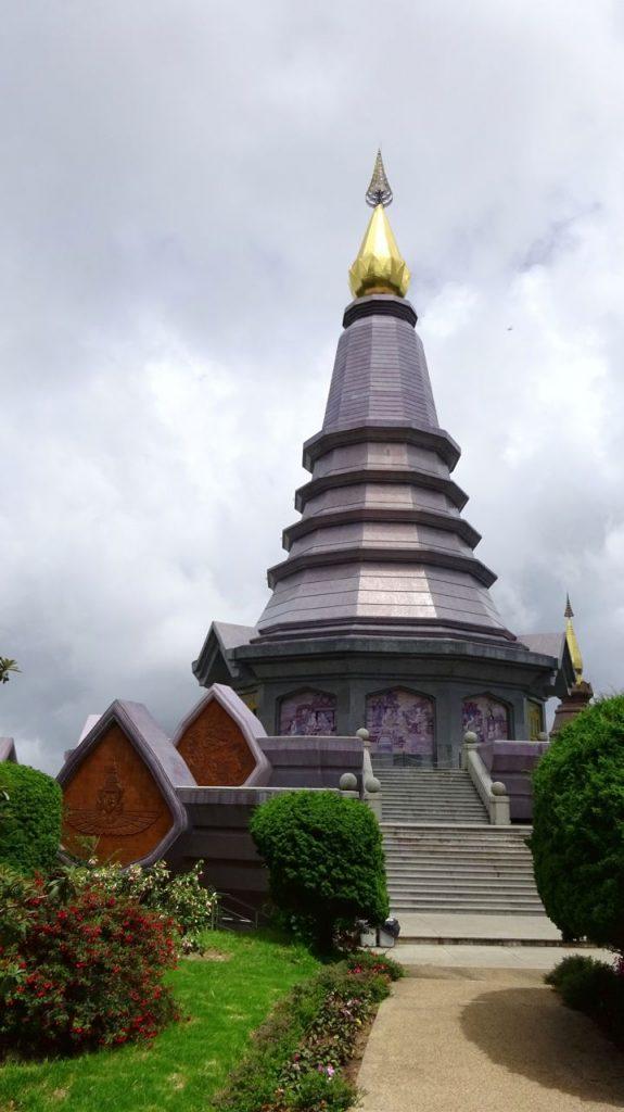 Pagoda del Parque Nacional de Doi Inthanon