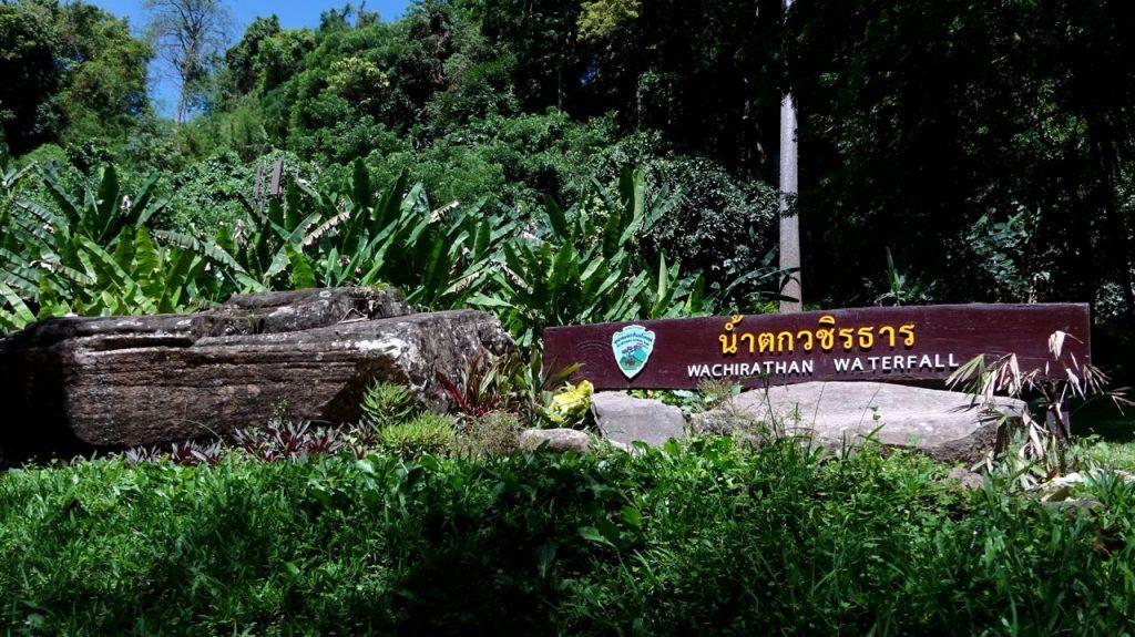 Cascadas del Parque Nacional Doi Inthanon