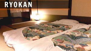 dormir en un ryokan