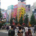 Shibuya barrio friky de Tokio en Japón
