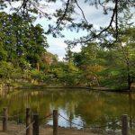 Lago en el Parque Nacional de Nara