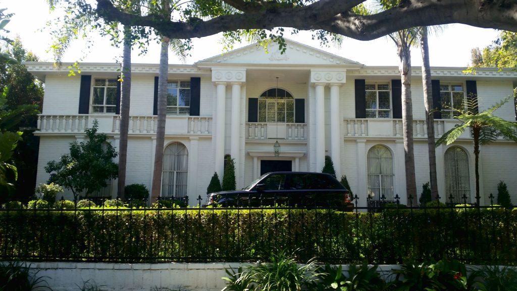 Mansión de Beverly Hills