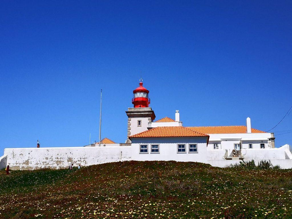 Faro Cabo da Roca Portugal