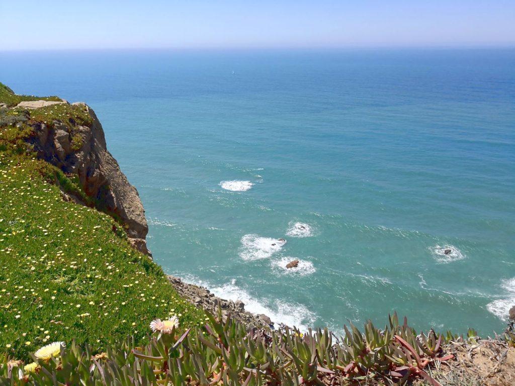 Acantilado Cabo da Roca Portugal