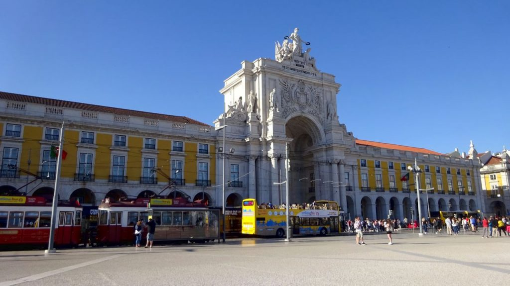 Alojarse en Chiado Lisboa