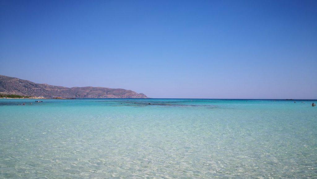 Playa Elafonosi Creta
