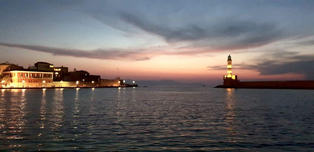 Puerto Veneciano Chania Creta